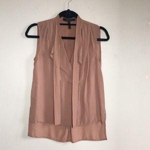 BCBG MAD AZRIA blouse